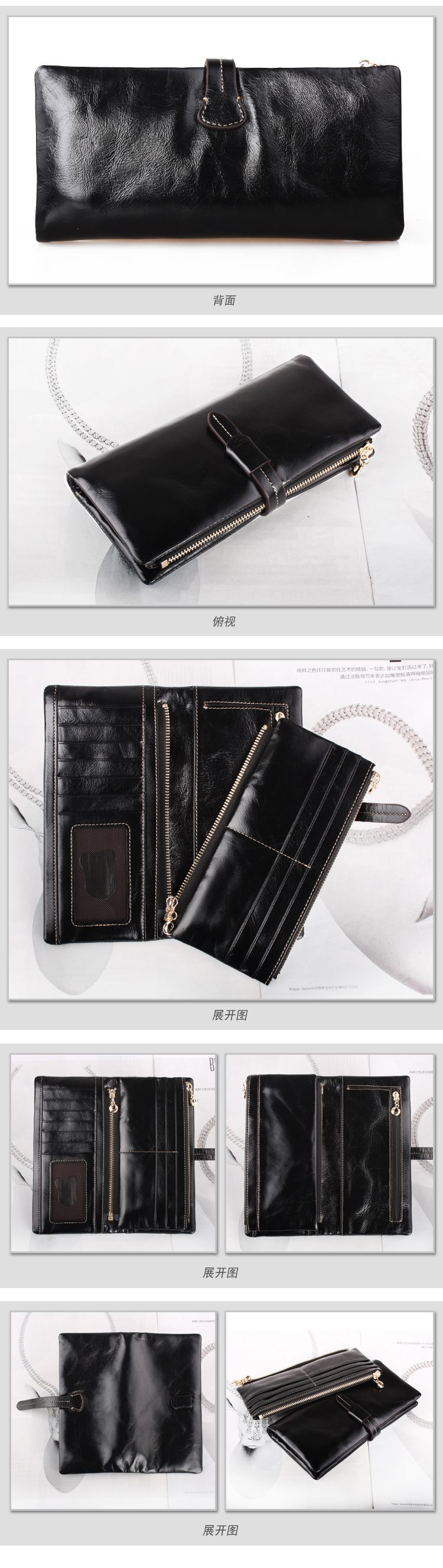 wholesale mens cheap leather wallets