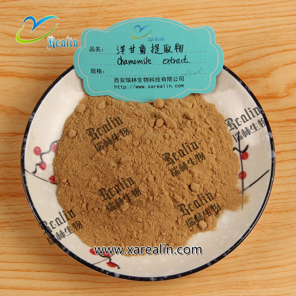 洋甘菊提取物|30:1萃取洋甘菊多酚原料粉|1kg起订 瑞林生物质量
