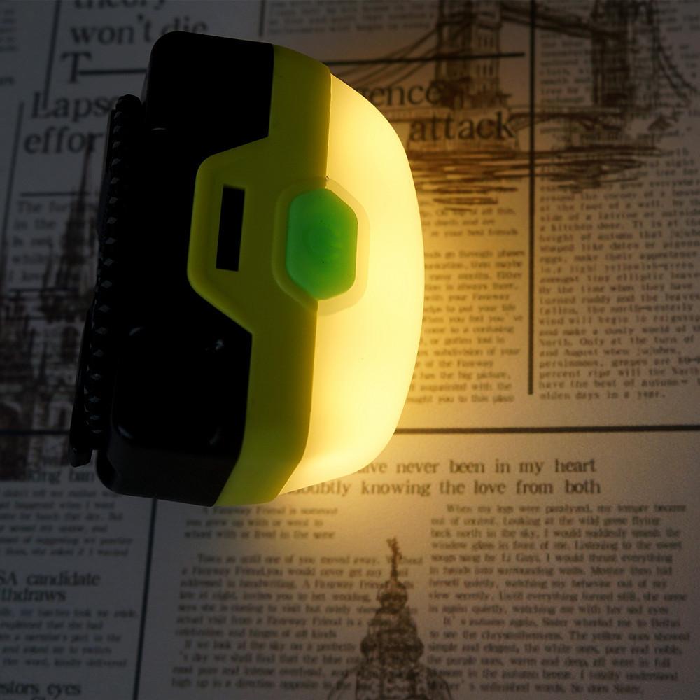 迷你AAA和USB充电双用多功能营地灯超亮超轻露营帐篷灯野营小夜灯