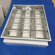 工廠現貨LED600*600方形亞光格柵燈 倉庫燈 辦公室方形格柵燈