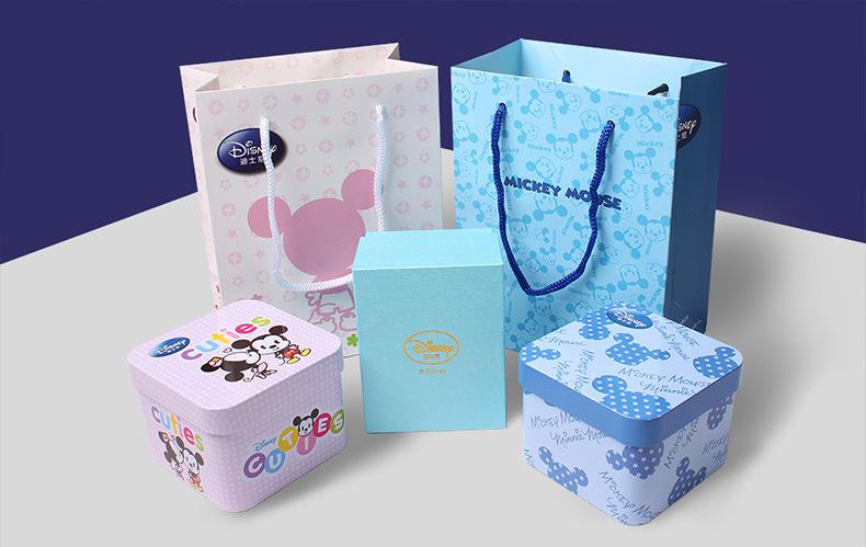 迪士尼盒子肯手提袋