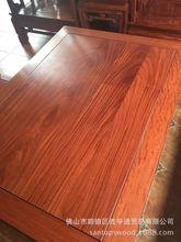 厂家直销红檀香 高档装饰地板 高档家具专业