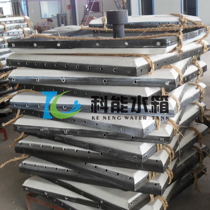 科能水箱厂家直供搪瓷水箱 组合式搪瓷钢板水箱 价格图片_9