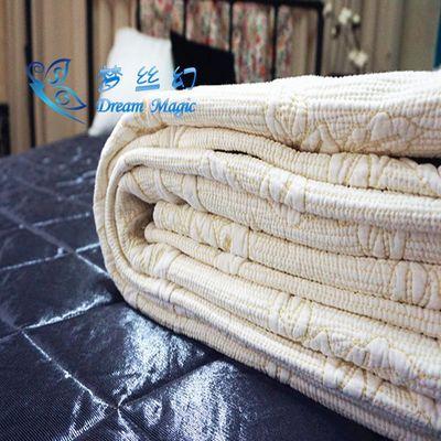 欧美原单特大号 纯色纯棉绗缝被 简约百搭素色水洗床盖 夏凉被