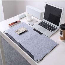 厂家直销毛毡鼠标垫超大定制logo创意多功能各种规格款式电脑桌垫