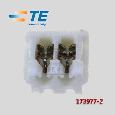 【清仓】173977-2 原装TE刺破式12博AMP胶壳 TE泰科接插件 特价