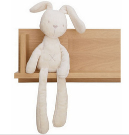 Rabbit doll baby sleep comfort toy genuine plush toy