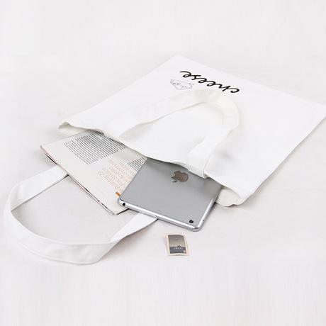 Nhà máy A96 trực tiếp sáng tạo in vai vải túi nghệ thuật túi xách đơn giản túi sinh viên cung cấp Taobao