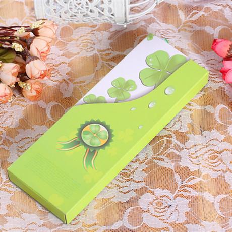 Màu xanh và trắng sứ bộ đồ ăn bằng thép không gỉ đũa muỗng mảnh dao kéo thiết lập những món quà thiết thực sẽ bán hoạt động quảng cáo và quảng cáo Bộ dao kéo