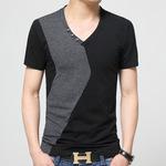 Áo thun nam thời trang, thiết kế mới nam tính, màu sắc trẻ trung
