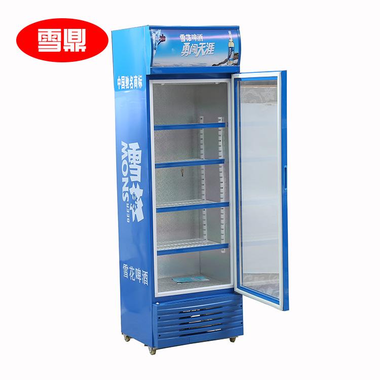 啤酒柜展示保鲜柜 超市单门双门啤酒饮料柜 冷饮保鲜展示柜冷藏柜