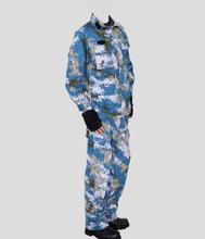 正品海洋夏迷彩服套装 冬夏迷彩服套装 男士户外拓展服