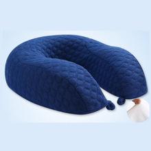 记忆棉u型枕 批发慢回弹 护颈枕头 飞机旅游行枕 办公室颈枕 枕芯