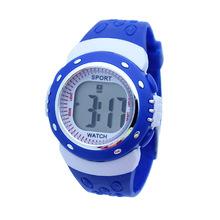 大屏多功能七彩运动手表促销电子礼品数显儿童手表led表厂家直销