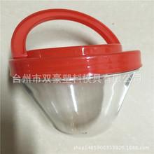 厂家直销PET广口瓶胚管胚带螺纹盖 干果罐瓶胚 辣椒酱瓶胚