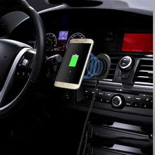 爆款Qi标准车载支架无线充 手机支架无线充 三星S6/7无线充电支架