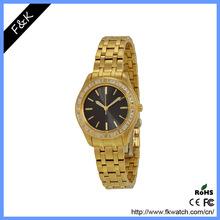 時尚大牌歐美風 女時裝手表 爆款不銹鋼機械造型石英防水表定制