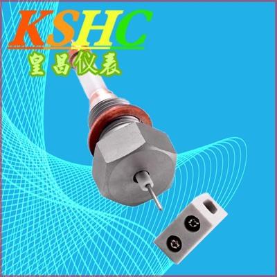 锅炉测量筒电接点DJM1615-115型超纯氧化铝水位电极M16*1.5*115mm