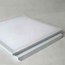 T8乳白胶片格栅灯盘LED暗装奶白罩灯盘600X600三支装?#34892;?#21253;装灯盘