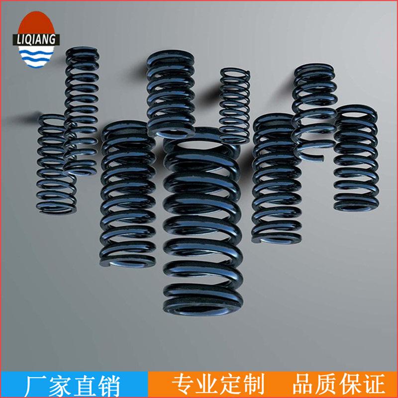 【厂家供应】琴钢丝不变形桶状圆柱压缩弹簧 螺旋压簧加工批发
