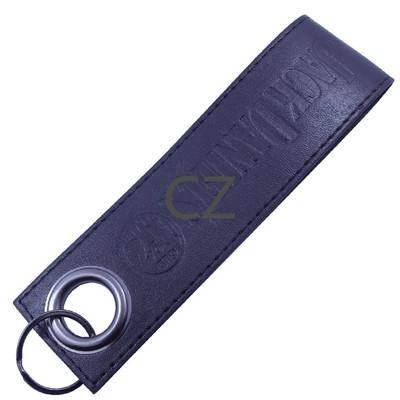 热销真皮钥匙扣,酒具酒标钥匙扣,真皮压印LOGO锁匙扣