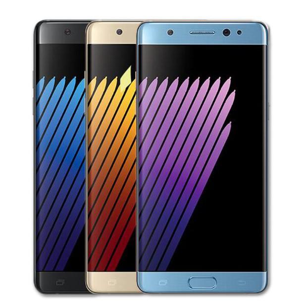 三星note7手机 三星S7 Edge手机 三星N9300曲屏手机note7曲屏手机
