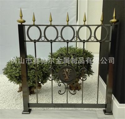厂家直销不锈钢楼梯护栏 阳台围栏 可定制金属别墅防护栏
