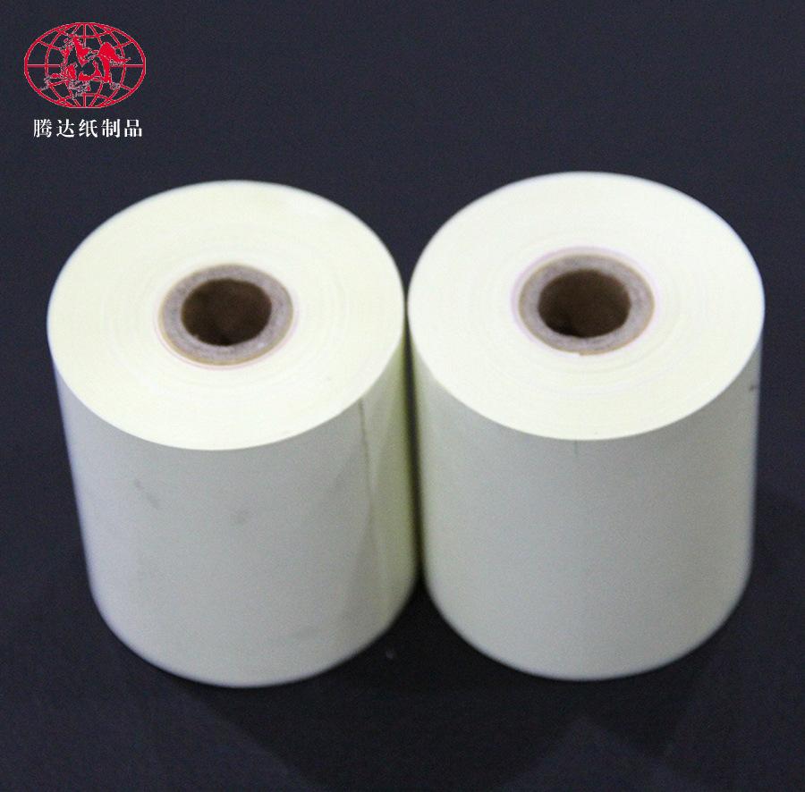 厂家直销批发 银联POS机打印纸 57X30小票纸 收款机打印纸