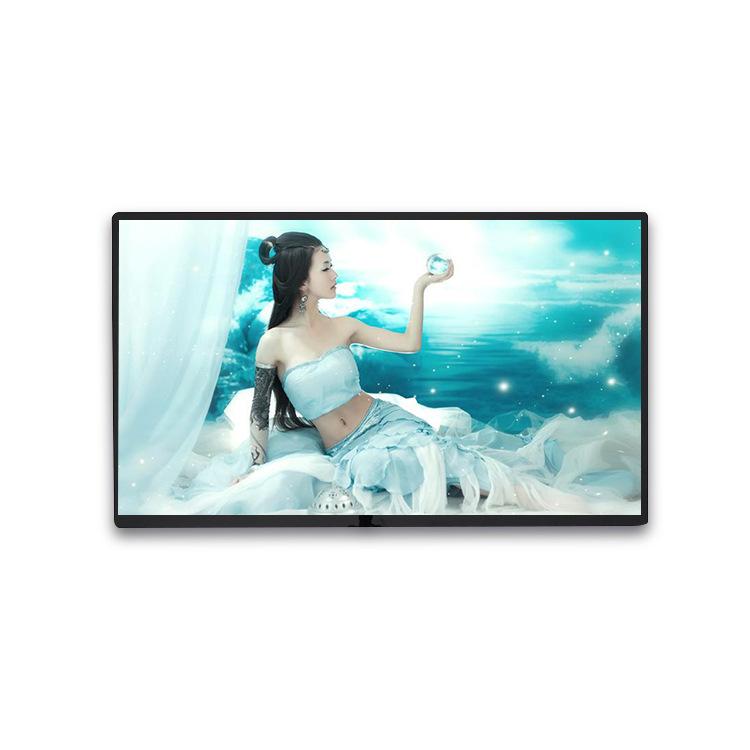 CNOTT32寸壁挂触摸一机机智能分屏显示器网络版安卓广告机薄款