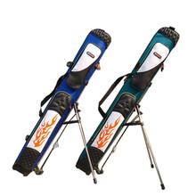 厂家批发1.25米杆包双层三层鱼竿包渔具包海竿包杆包竿包垂钓用品