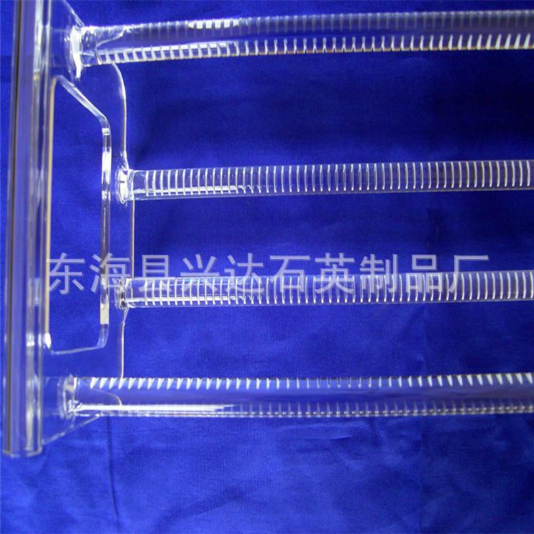 石英玻璃管_厂家直销优质1.5~300mm石英玻璃管石英瓶舟石英片石英仪器