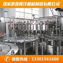 厂家定制液体灌装机 纯净水饮料灌装机 全自动一体液体灌装生产线