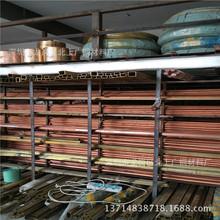 上海飞轮冷媒TP2Y紫铜直管 冷凝器TP2M软态紫铜盘管 空调制冷铜管