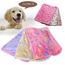 宠物用品毛毯 厂家现货  狗窝垫 批发狗狗毯子秋冬保暖毯子珊瑚绒