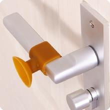 創意吸盤式門后墻面防撞墊靜音防碰墊門把手門鎖消音防護墊
