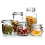 厨房用品玻璃瓶子密封罐柠檬发酵素泡酒罐食品储物罐果酱瓶奶粉罐
