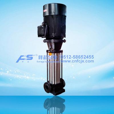 QDL42-16*10型不锈钢立式多级离心泵