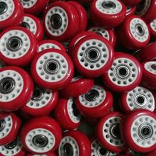 厂家批发 3寸万向透明pu脚轮聚氨酯轮 花眼轮 小车轮 万向轮 脚轮