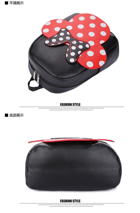 Korea PUbackpack(red)NHSK0209-red