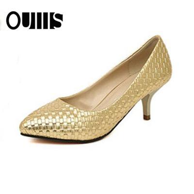 Giày cao gót nữ thời trang, kiểu dáng trẻ trung nữ tính, mẫu hàn