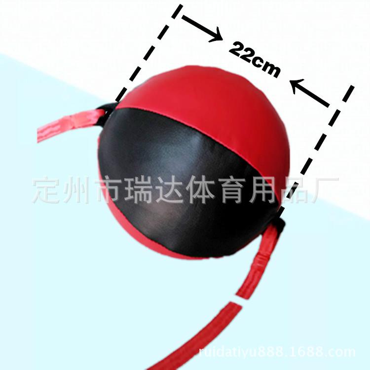 厂家直销拳击梨形速度球健身发泄球成人悬挂散打充气吊挂沙袋沙包