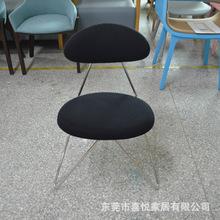 北欧时尚餐椅|简约餐椅创意休闲办公椅咖啡厅椅|吧椅个性家具定制