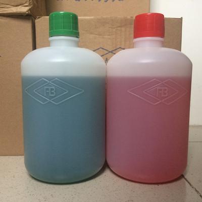 批发不锈钢粘接专用AB胶净重2公斤青红胶大理石/磁铁胶红绿胶水