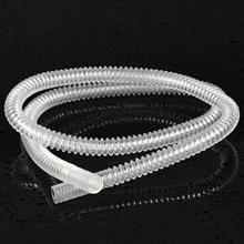 供應環保透明塑料波紋管 PVC醫用雙壁塑料波紋管 麻醉呼吸回路管