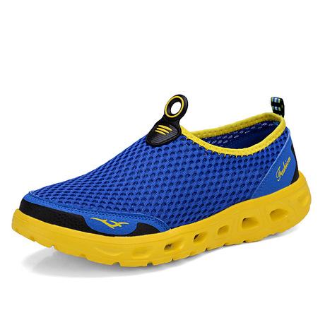 Giày thể thao lưới mới, giày nam, giày thể thao thoáng khí, giày mùa hè nam, một thế hệ tóc Giày chạy bộ nam
