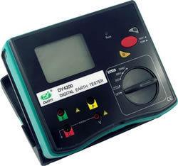 供应DY4200数字式接地电阻测试仪 接地电阻表 多一仪表