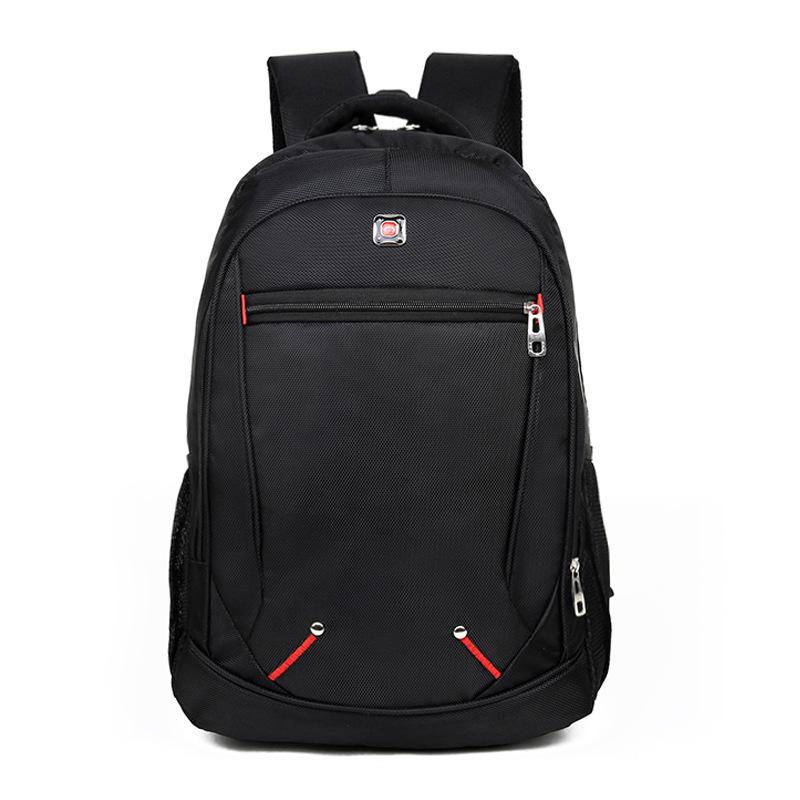 厂家直销书包 新款旅行背包防水休闲双肩包 大容量电脑包出差专用
