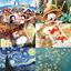 木质拼图500片 星空拼图 风景动漫成人益智玩具生日情侣礼物
