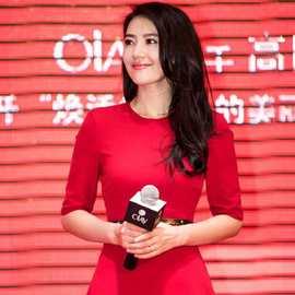 2020秋季新款韩版精品女装高圆圆同款打底裙子时尚连衣裙礼服外贸
