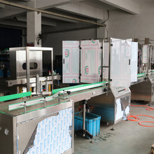 QW- 2Y二元气雾剂灌装线 喷雾剂灌装机 气溶胶灌装机 二元灌装机